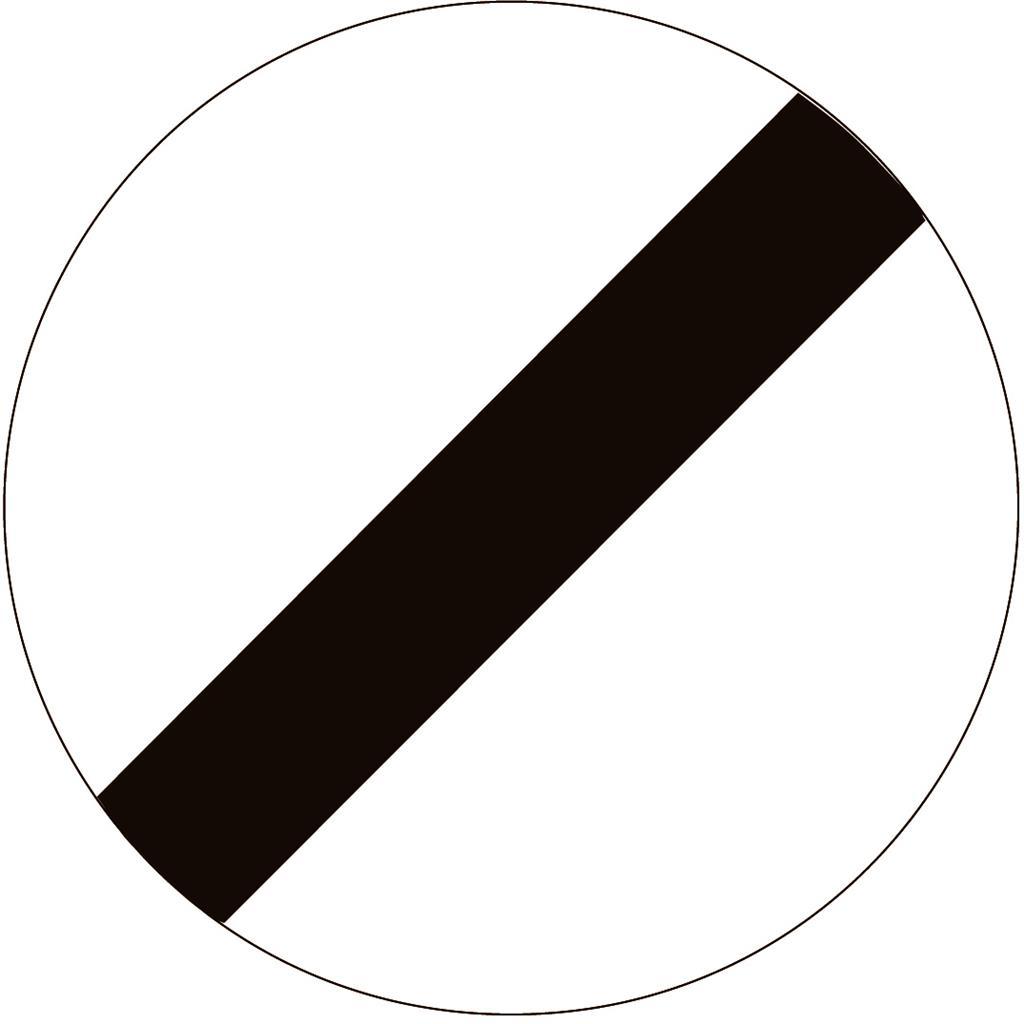 panneau c46 fin de interdiction de depasser lenaerts blommaert n v. Black Bedroom Furniture Sets. Home Design Ideas