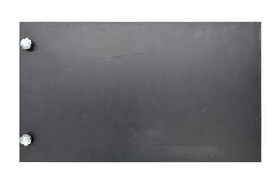 Trilplaat Met Rubber Mat.Enar Trilplaat Rubber Mat Zen 16 40 Cm