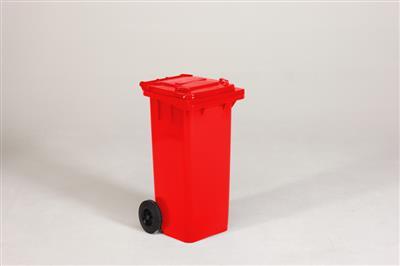 De Kleur Rood : Twee wiel container l kleur rood lenaerts blommaert n v